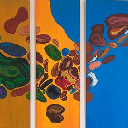Airport Art - Sara Hourez - Stokes