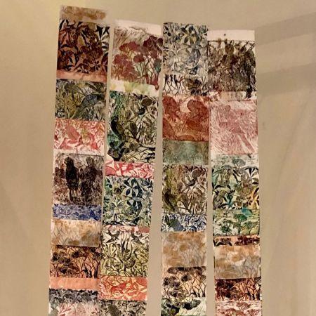 Interdepence-hanging-artist-books_Audrey_Harnett